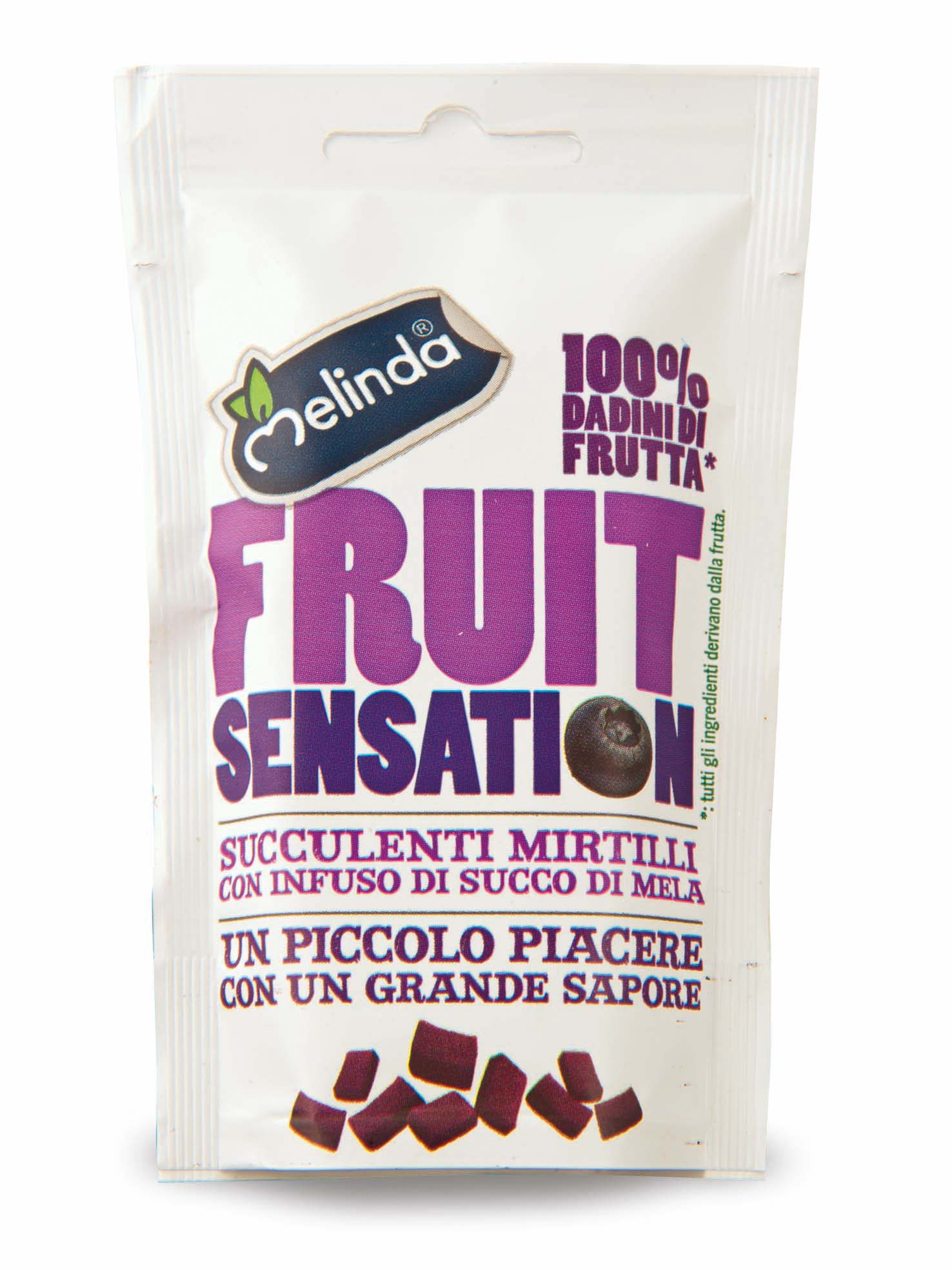 Jeleu Melinda fruit sensation afine