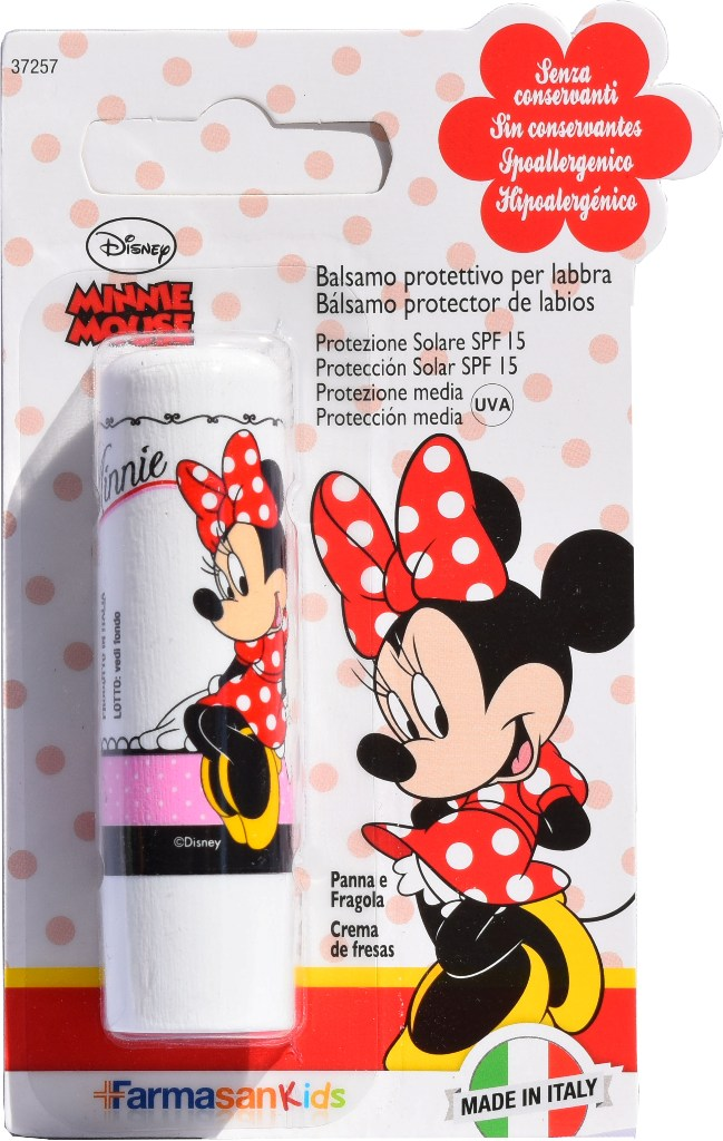 Balsam buze Minnie Disney Farmasan