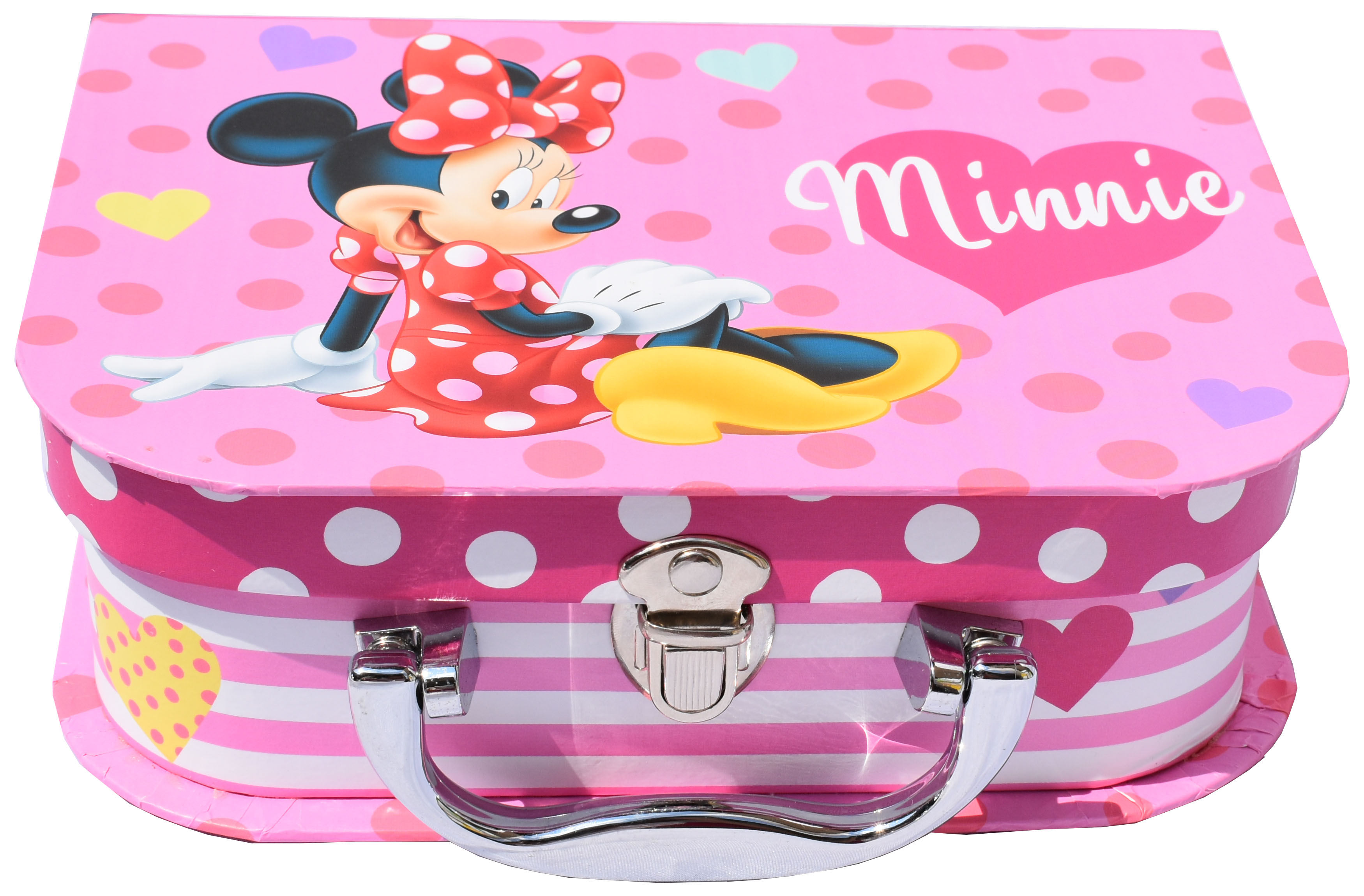 Caseta bijuterii Disney Minnie Mouse
