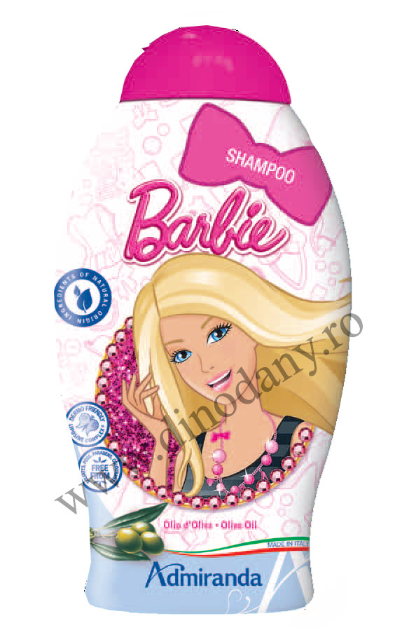 Disney Barbie sampon