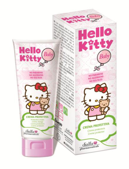 Hello Kitty Baby Crema Protectiva 100 ml