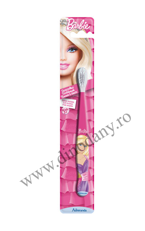 Disney Barbie periuta de dinti