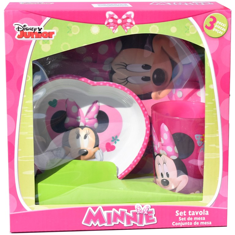 Set Disney 3 piese Minnie Mouse, Gabbiano