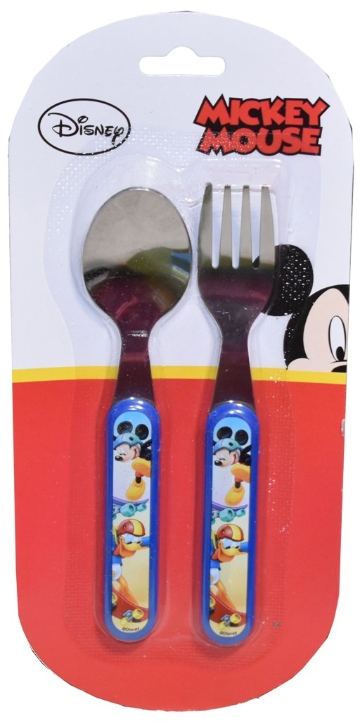 Set tacamuri din inox, Disney Mickey Mouse