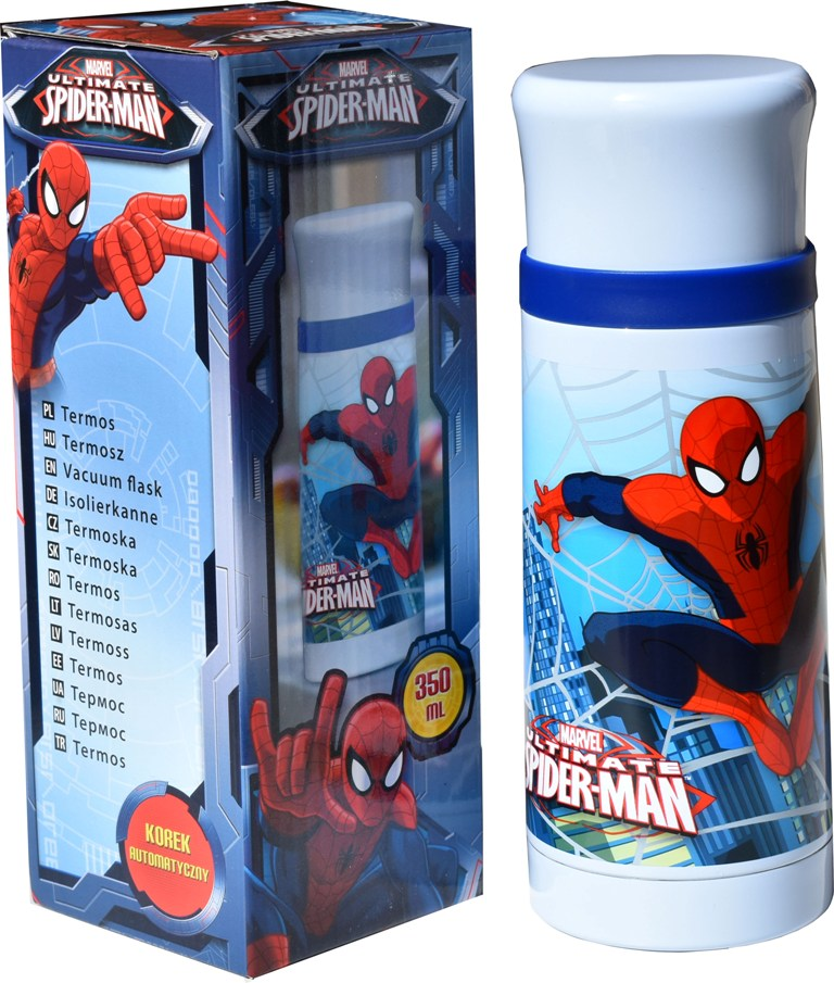 Termos Disney Spiderman, 350ml
